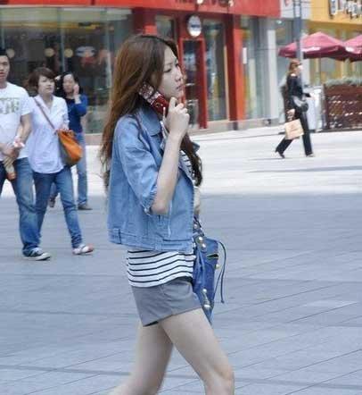 四川重庆确实是美女如云的地方!
