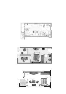 重庆最小户型有多大 19平米厨房卫生间啥都有