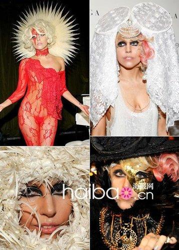 Lady Gaga到底何许人也!?
