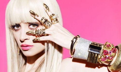 明星争相模仿 Lady Gaga