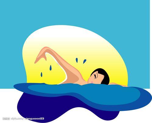 1,12分钟的自由泳,可以消耗836kj的热量图片