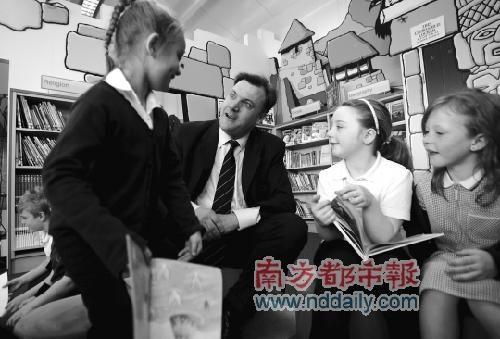 英国规定性教育从5岁娃娃抓起