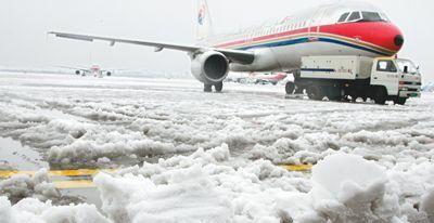 大气环流改变致暴雪 华南西北将出现雨雪天气