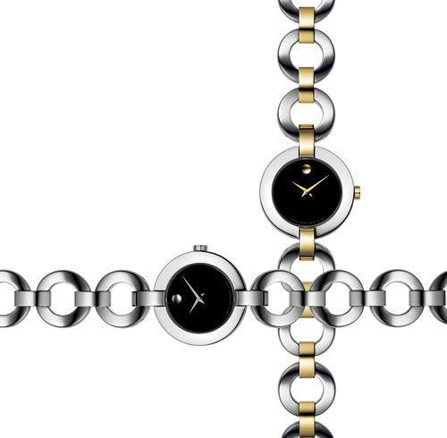 摩凡陀手镯表 女性对时间的优雅掌控