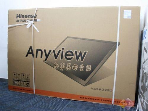海信LED电视首测 超薄上网一个不少