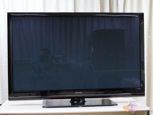 长虹首款58寸网络等离子电视亮相
