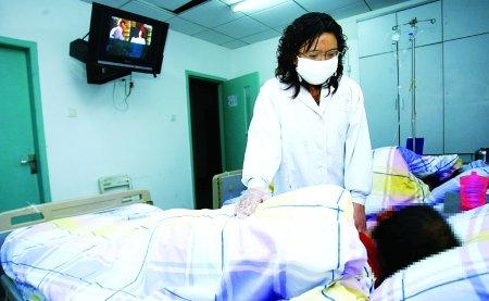 老婆小诊所拔牙染艾滋 老公6年不离不弃(图)