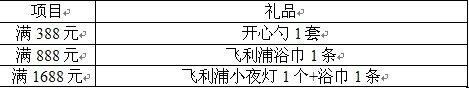 飞利浦东方灯饰广场促销