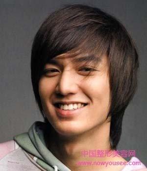 韩国明星李民浩整容前后照片对比