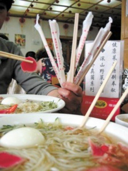 筷子盘头发步骤图解