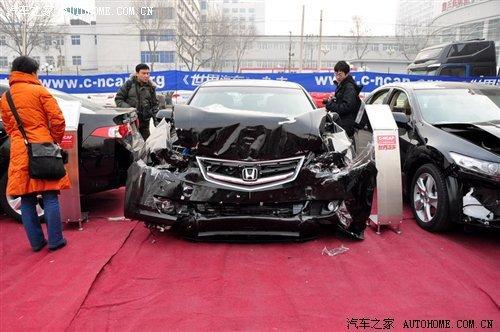 2009年度C-NCAP第四批次碰撞结果发布