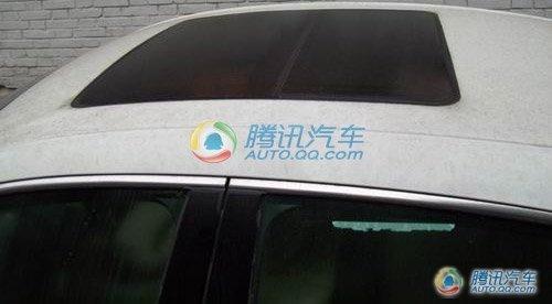 实车首曝 上海通用别克君越2.0T车型曝光
