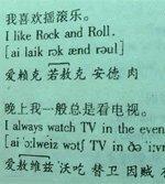 世博双语指南汉语标注发音雷人并欢乐着_