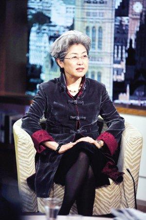 中国时隔36年再现女外交部副部长_国内国际_