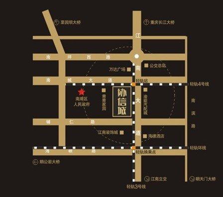 【区域图】