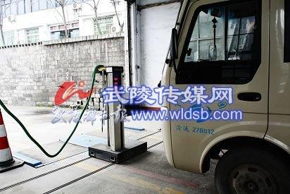 """[黔江]备战春运 客运车辆开始""""体检"""""""