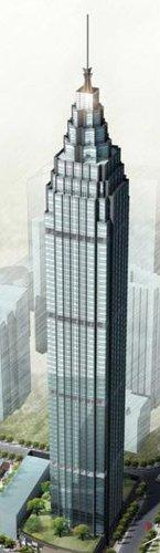 迪拜塔拉动旅游热,寻找重庆最高楼