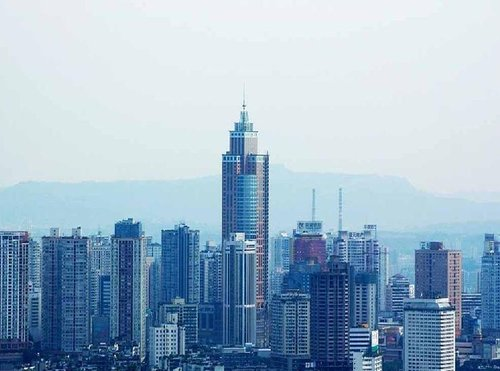 哪栋高楼最能代表重庆直辖形象 请您来投票