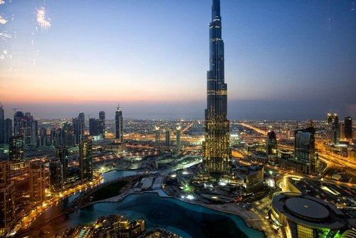 世界第一高楼怎样建成 卫星跟踪盖楼全过程