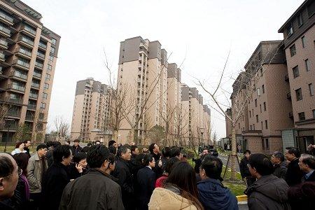 上海明年重点发展公共租赁房 解决三大人群住房难