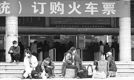 网友晒春运火车购票攻略 踩准下午3点购票节点