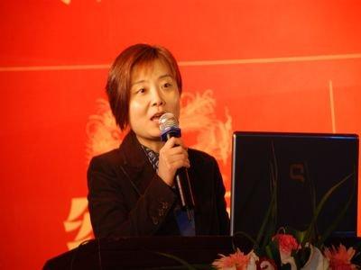 涌鑫集团副总邢丹丹