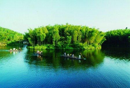 春节合家欢 浪漫周边游美景两相宜