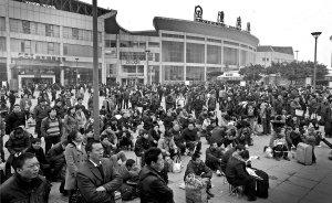 到北京济南基本无座票 不妨先到郑州换高铁