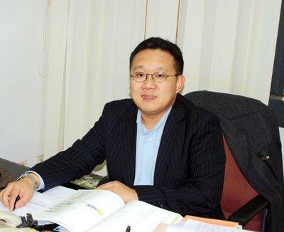 重庆美联物业总经理繆鸿裕专访