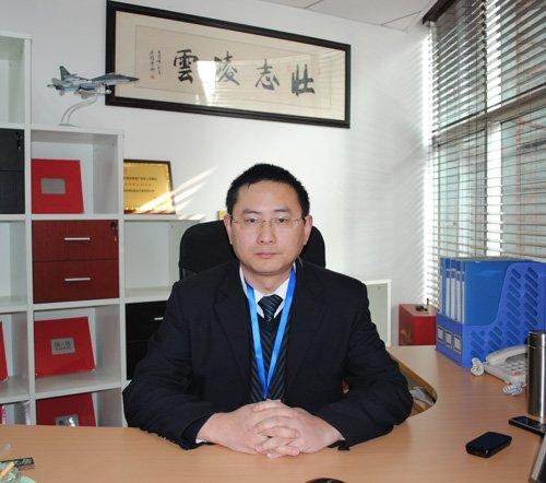钢运置业房产营销副总监-蒋漫