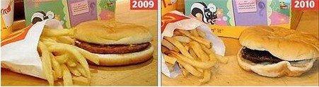 麦当劳回应汉堡防腐门 称保证食品安全