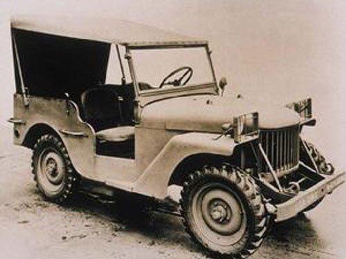 Jeep,吉普!