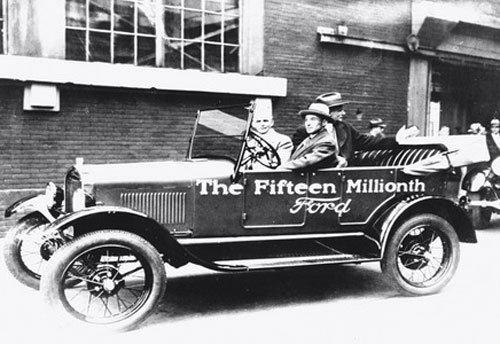 汽车的发展历史