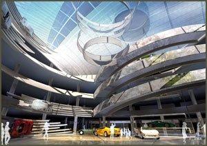 理解与尊重的设计:聚焦北京汽车博物馆工程