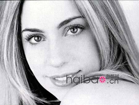 8岁Lady Gaga的个人艺术照-7岁的Stefani到24岁的Lady GaGa进化史图片