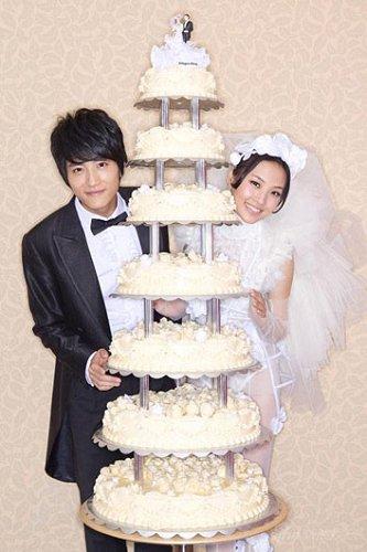 7法则选对蛋糕办明星般婚礼