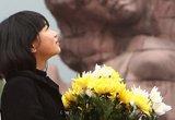 重庆社会各界祭扫英烈
