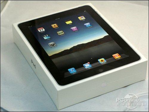 万人瞩目的明星 iPad到货重庆市场