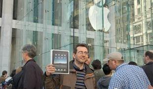 iPad卖断货推迟到5月10日全球发售