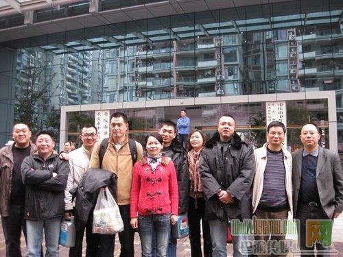 玉树地震吹响集结号 涪陵中心医院医疗组夤夜启程