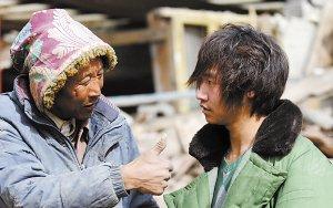 重庆小伙刨出7名幸存者 称助人是做人本份(图)