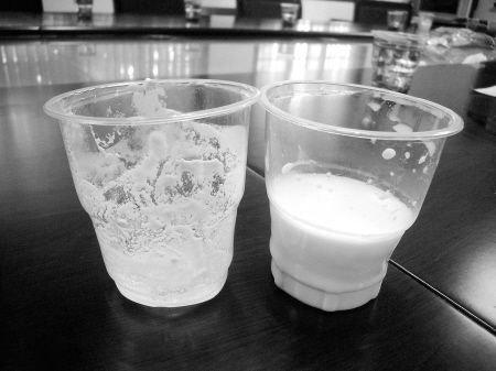 揪心 200余小学生喝学校配发早餐奶中毒