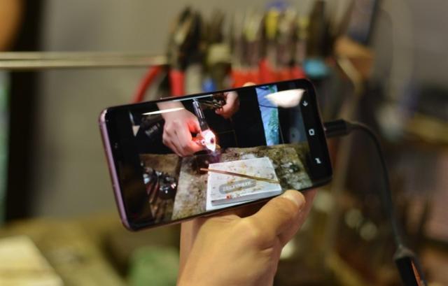 三星Galaxy S9重庆行 去造物,与时间对话