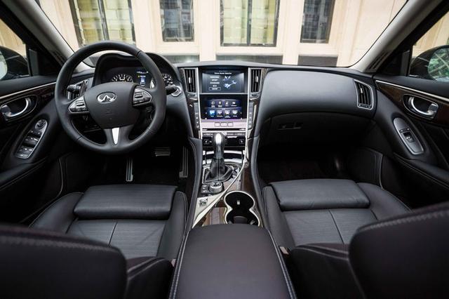 采用多种新技术 英菲尼迪Q50将于4月上市