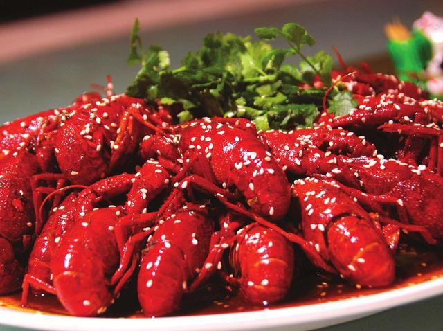 7500余万只中国小龙虾提前引爆 世界杯经济