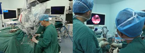 急救中心神经显微外科、内镜专家齐上阵 抢救生命禁区患者