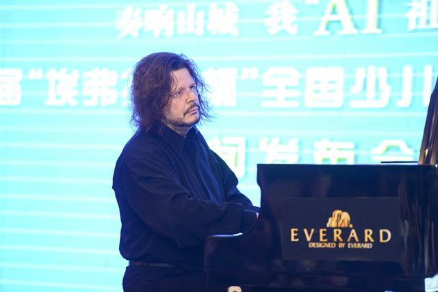 """黑白琴键谱出巴渝乐章 第二届""""埃弗拉德杯""""少儿钢琴大赛报名开始了!"""