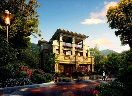 贝蒙天地:低价入市 打造大学城超高性价比别墅