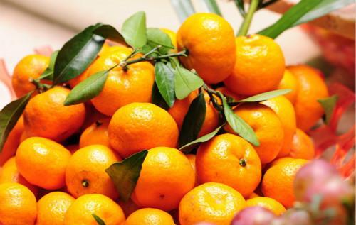 """橘子吃多了 当心""""橘黄症"""""""