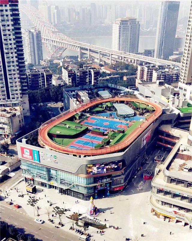 重庆新地标!泽科·星泽汇天际运动场免费开放!